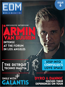 EDM World Magazine